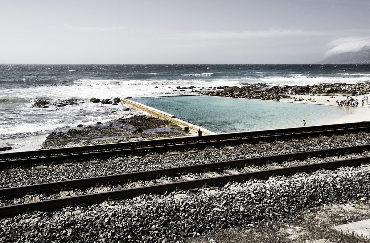 © Pim Vuik - South-Africa, Capetown, St James Pool