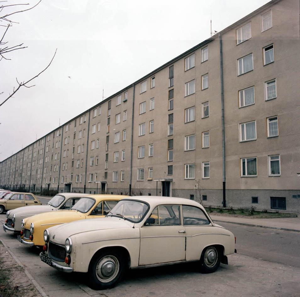 © Teun Voeten. Gdansk, Polen, 1985
