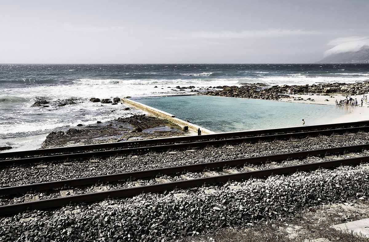 © Pim Vuik - South-Africa, Capetown, St James Pool